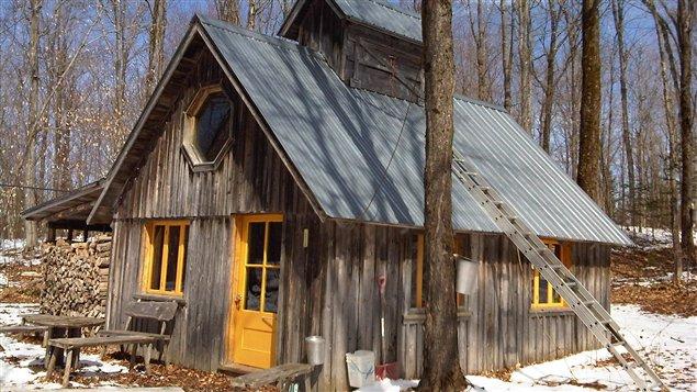 8 cabanes sucre diff rentes essayer aux quatre coins. Black Bedroom Furniture Sets. Home Design Ideas