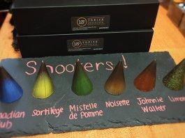 Shooters au chocolat de 13 Chocolats 2