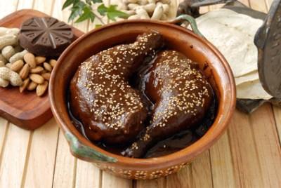 cuisine mole
