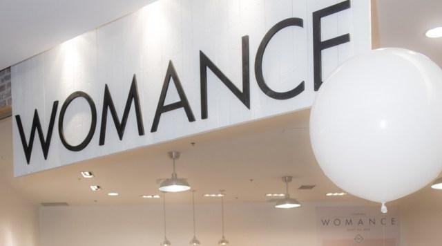 boutique éphémère Womance