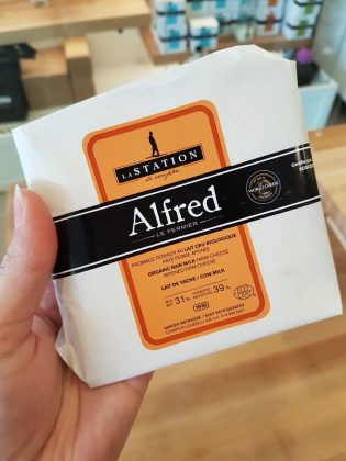 Alfred, fromagerie