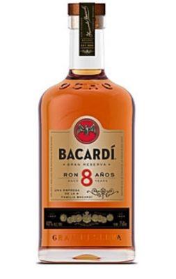Bacardi Gran Reserva Ocho