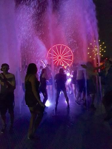 fontaines, Osheaga