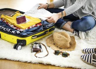vêtements voyage, cover