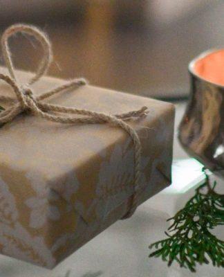 cadeaux Noël maison, cover