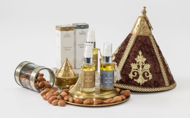 Huile Argan, produits naturels