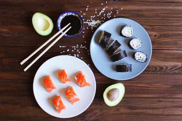 sushis soya