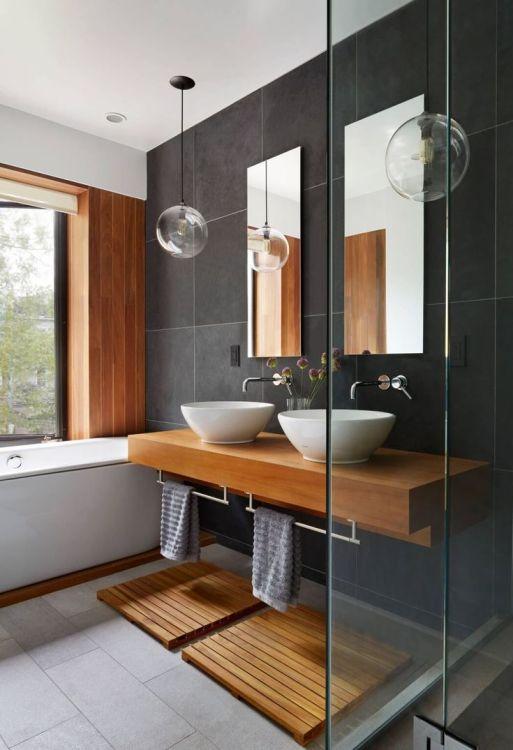 Salle de bain – Les 10 tendances clé de 2019 | La Journaliste
