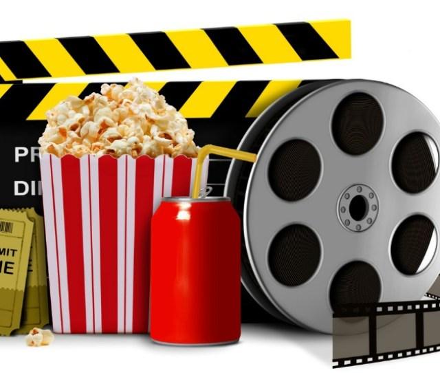 Pop Corn With Soda And Movie Shows Via Phobia Wiki Fandom