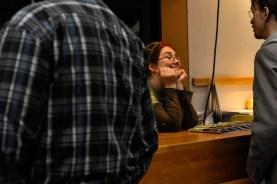 Reception - Foto: Matilda Hagfors