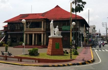 The Kapitan Moy Residence was built in Marikina around 1887