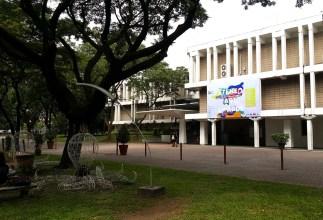 1967 Rizal Library, Ateneo de Manila