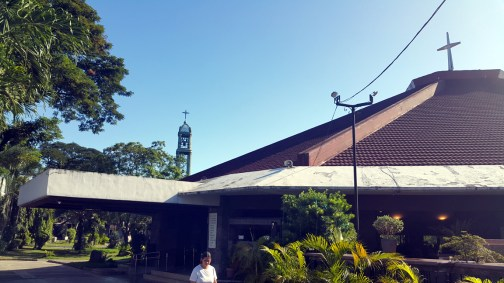 09 1981 Sta. Maria della Strada, Katipunan Avenue 02