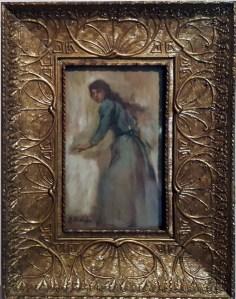 1890s Felix Resurreccion Hidalgo - De la Salpêtrière (At the Pitié-Salpêtrière Hospital)