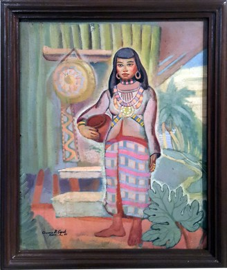 1941 Arsenio Capili - Tingguian Woman