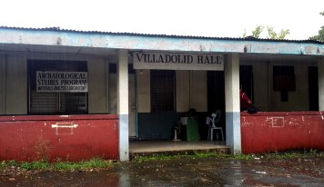 Deogracias V. Villadolid (1896-1976 Father of Fisheries Education) Hall