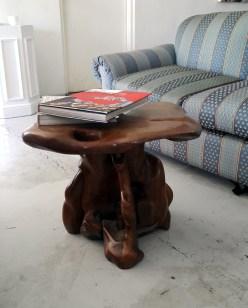 1993 Rey Paz Contreras - Side Table