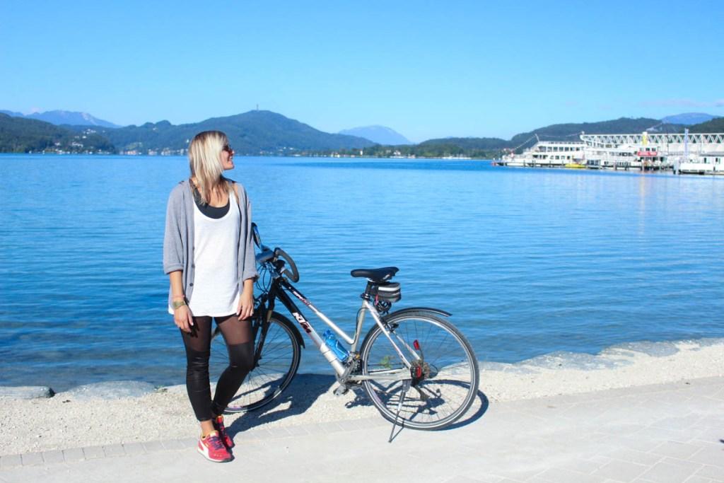 Get active – Radtour am Wörthersee