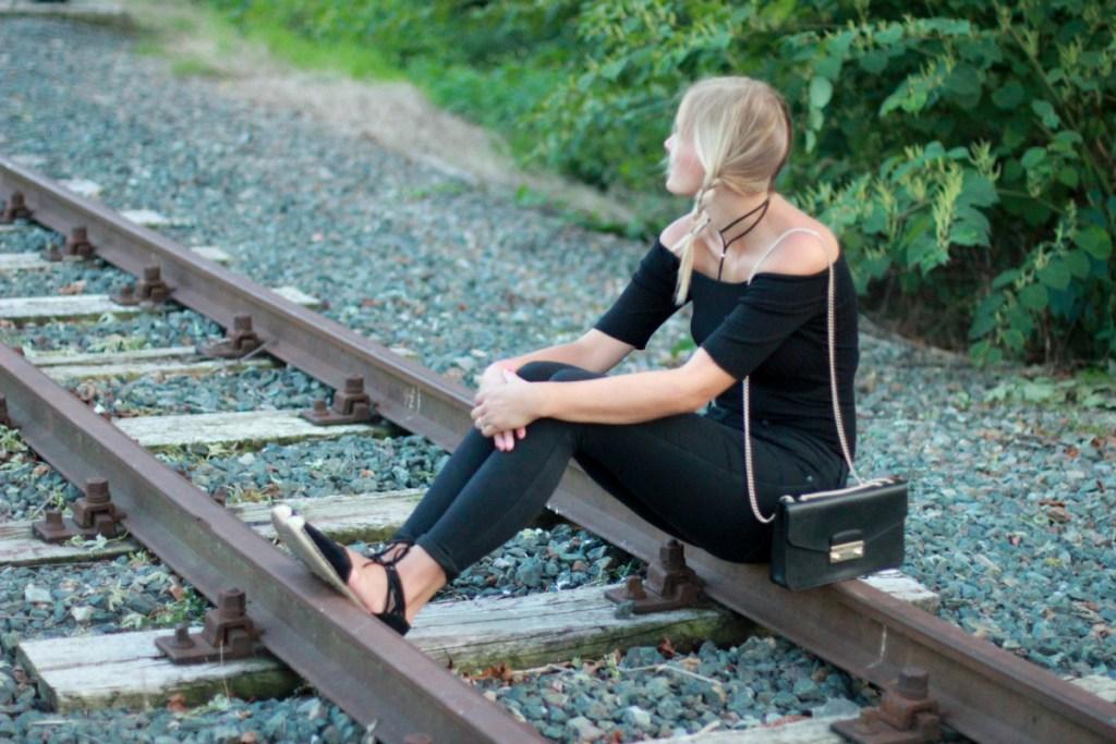Outfit Allinblack – Lieblingsteile