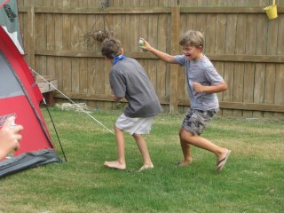 Silly String War