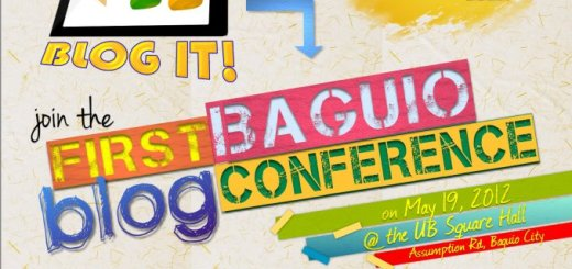 First Baguio Blog Conference