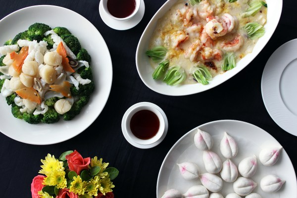 Mothers' Day Special Set Menu at Lung Hin