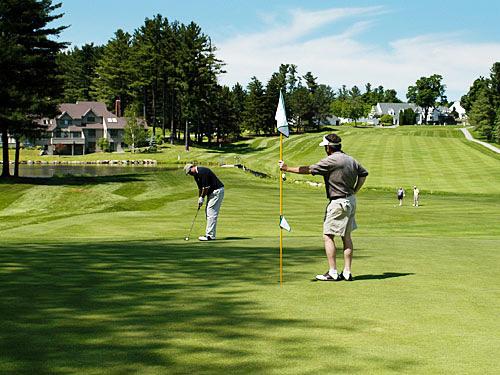 Lake Sunapee CC Golf Course