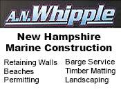 A.N. Whipple Marine Construction