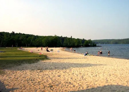 Sunapee State Beach - Lake Sunapee Living