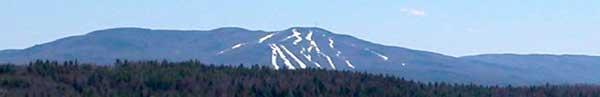 Back Side Mount Sunapee