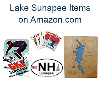 Lake Sunapee Items on Amazon.com