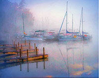 Sunapee Harbor by Rick Stockwell