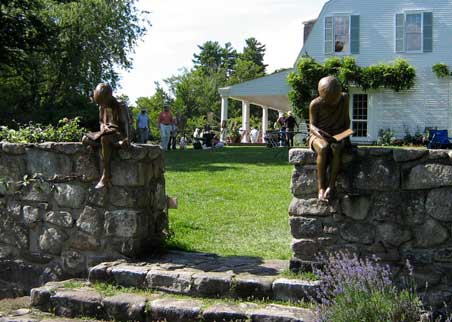 Fells Sculpture Garden