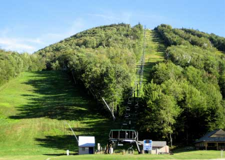 Mt Sunapee Chairlift