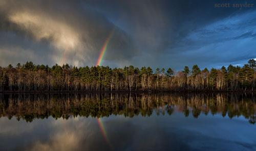 Stumpfield Marsh Hopkinton Scott Snyder Photography