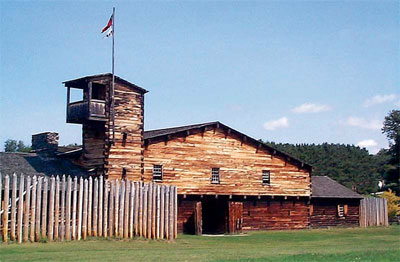 Fort at Number Four