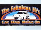 Fabulous 50s Drive In