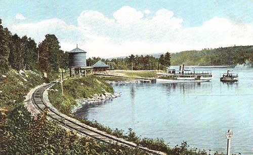 Sunapee Lake Station
