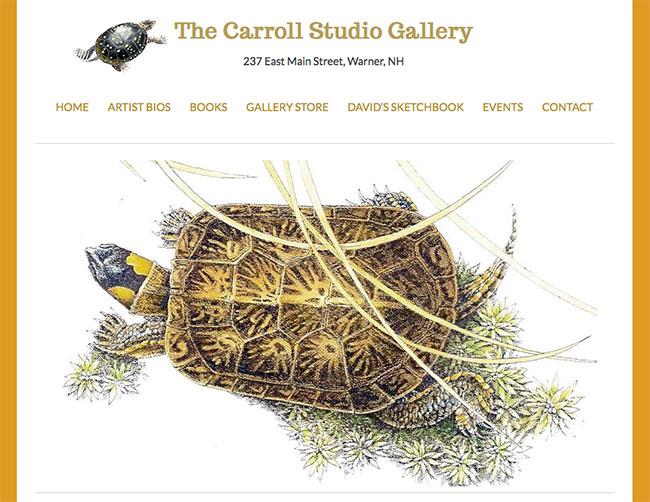 CarrollArtGallery.com