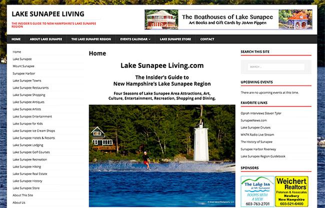 Lake-Sunapee-Living.com