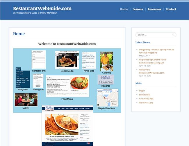 RestaurantWebGuide.com