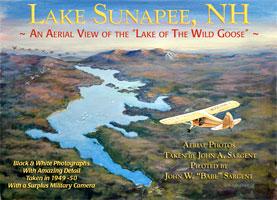 Lake Sunapee Aerial