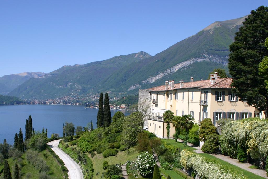 Villa Serbelloni on LakeApp