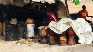 Accra Arts Center Crafts Market Ghana Feb 2017 Lake Arbor Travel-24