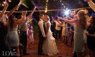 Pine Rose Hidden Creek Dance Floor - Love One Another Photography