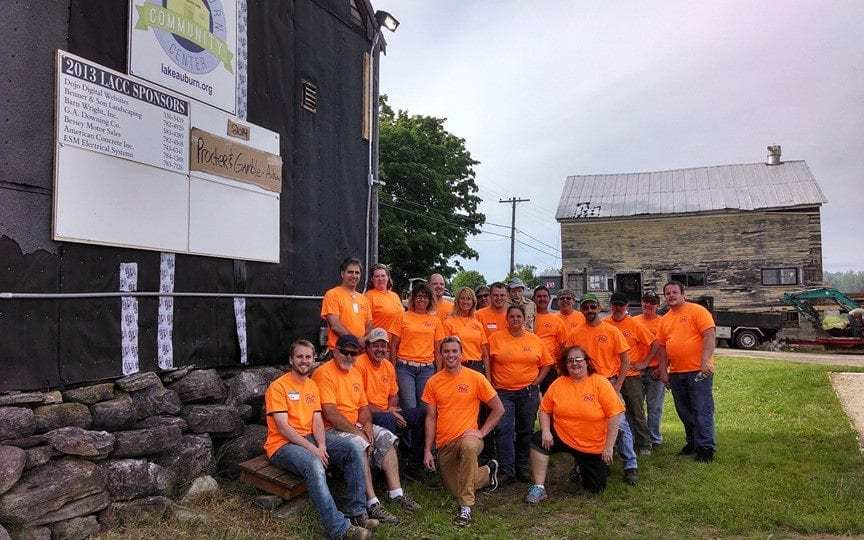 P&G Volunteer Day 2014 a GREAT SUCCESS!