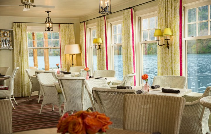 Lake Austin Spa Dining