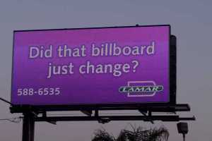 electronic-billboard