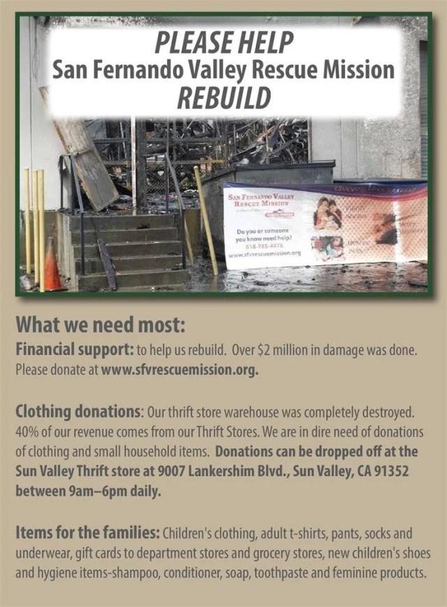 Help SFV Rescue Mission (Custom)