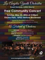 Los Angeles Youth Orchestra Free Community Concert in the Park – May 22
